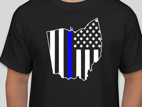 blue line ohio