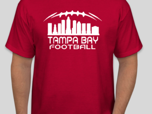 tampa bay football custom shirt