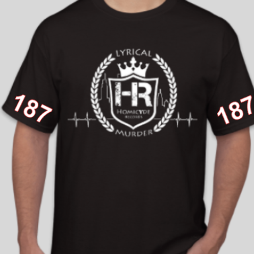 homicide records shirt