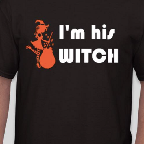 His witch