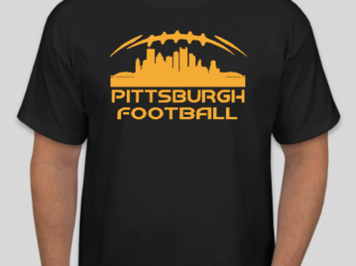 pittsburgh football custom shirt