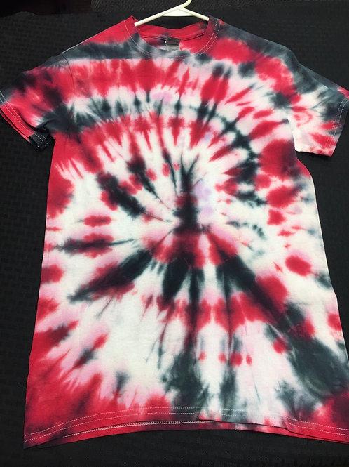 tie dye shirt - small