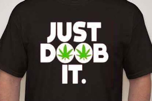 just doob it