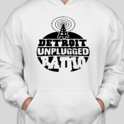 detroit unplugged hoodie