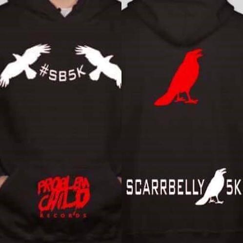 sb5k hoodie