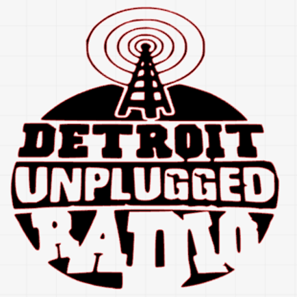 detroit unplugged decal