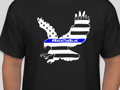 blue line eagle