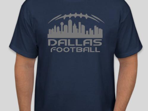 dallas football custom shirt