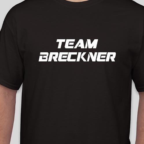 Team Breckner shirts
