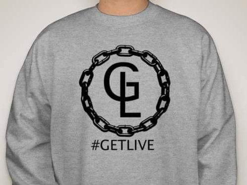 Get Live Sweatshirt