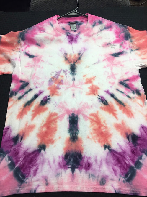 tie dye shirt - medium