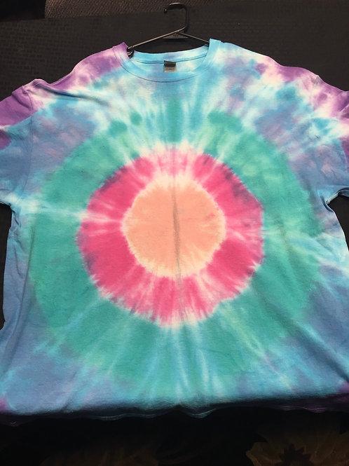 tie dye shirt - XL