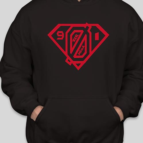 ZerØMega Superman Hoodie