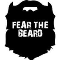 fear the beard decal 2