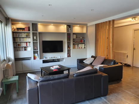 Grand meuble de salon TV