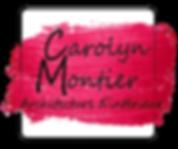 logo carolyn montier architechitecte d'intérieur