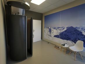 Kriokomora w Opacz Centrum Rehabilitacji