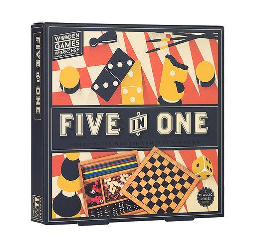 Five in One Compedium