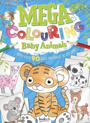 Mega Coloring Animals