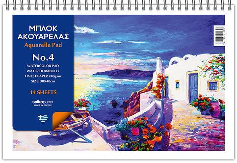 ΜΠΛΟΚ ΑΚΟΥΑΡΕΛΑΣ No4