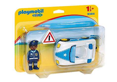 Περιπολικό Αστυνομίας 1.2.3