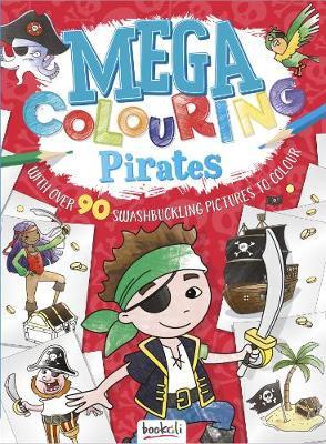 Mega Coloring Pirates