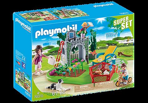 SuperSet Οικογενειακός Κήπος