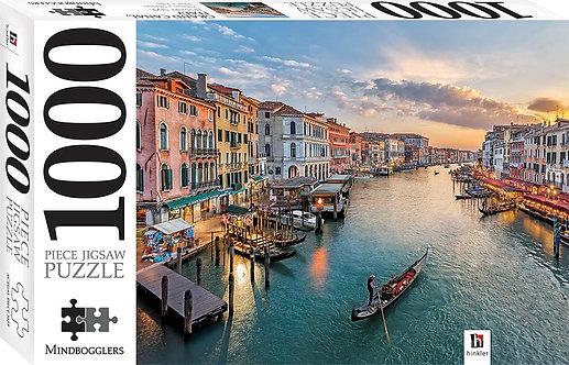 Mindbogglers: Grand Canal, Venice  (1000 pcs)