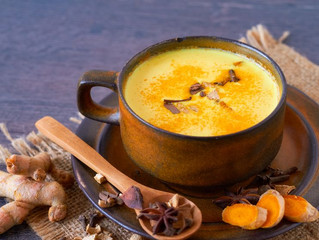 Munch Your Way to Calm with Tumeric