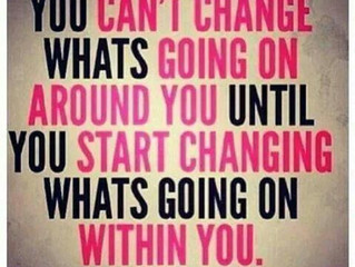 Create Exciting Change for Yourself!