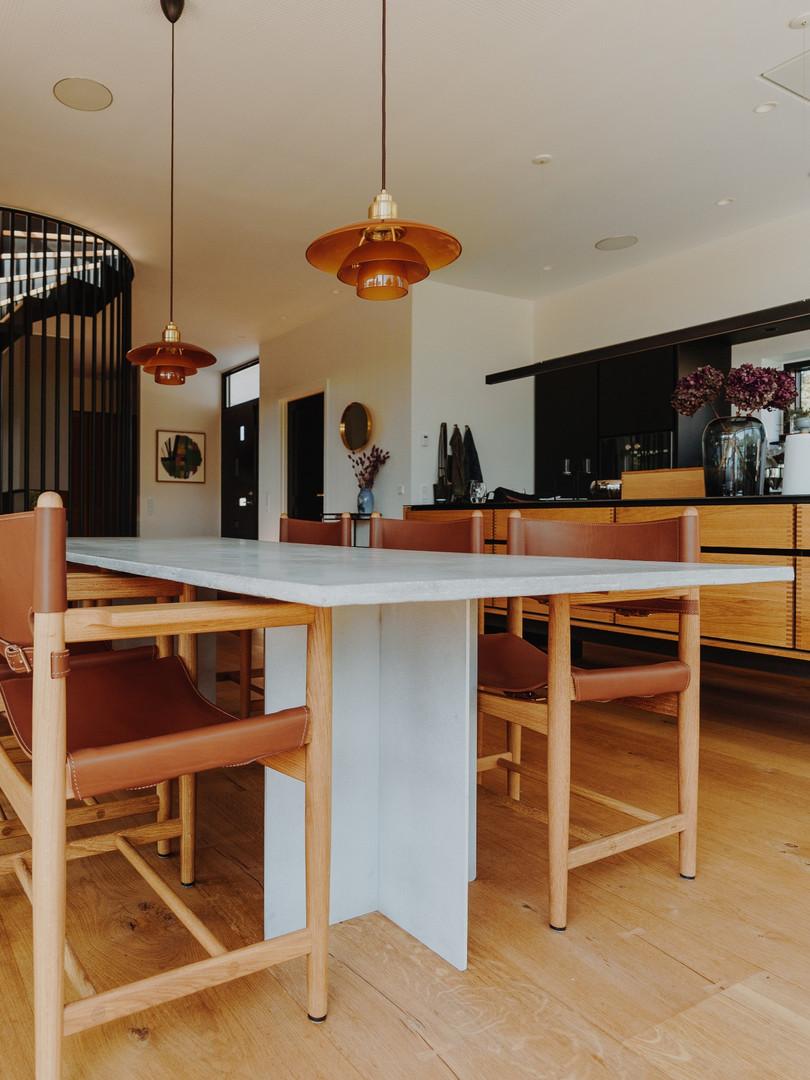Private interior project.