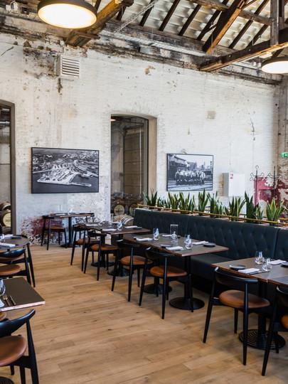 Restaurant Project - Nyborg Distellery