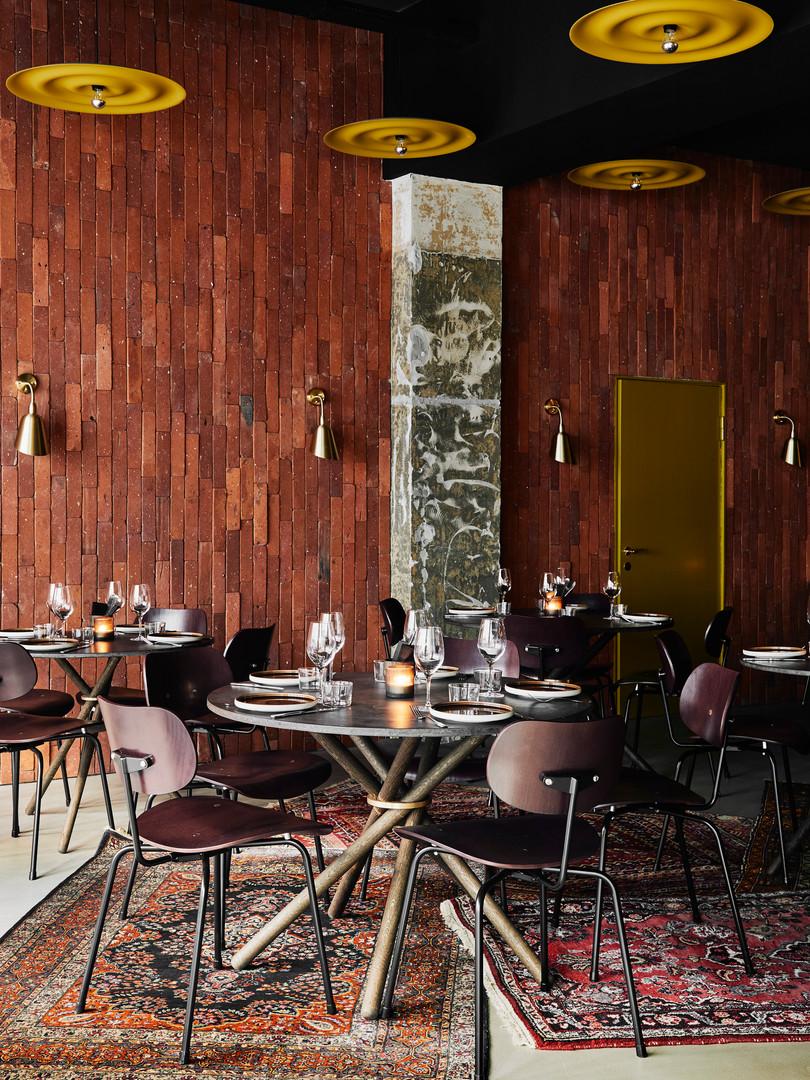 Restaurant Madklubben Bazaar