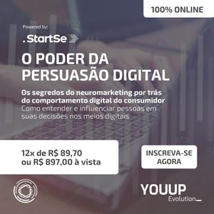 O poder da persuasão digital