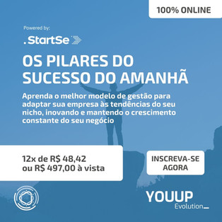 Os pilares do sucesso do amanhã