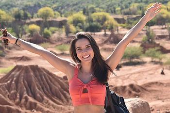 Danielle Silva - Deserto Colômbia
