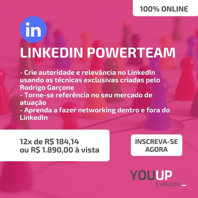 LinkedIn PowerTeam