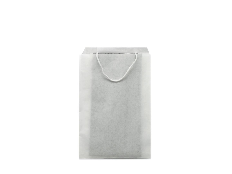 paper bag open