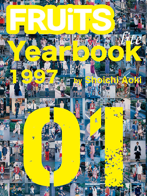FRUiTS Yearbook 1997