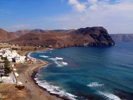 La route des Pirates : San Pedro et Las Negras