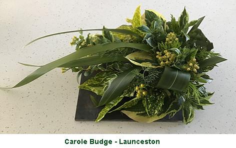Carole Budge - Launceston