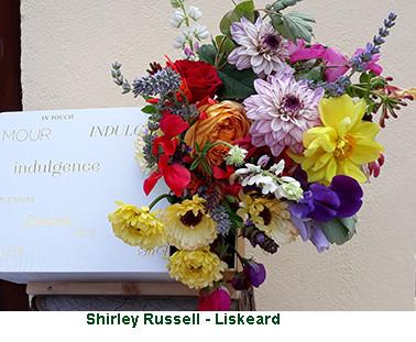 Shirley Russell - Liskeard