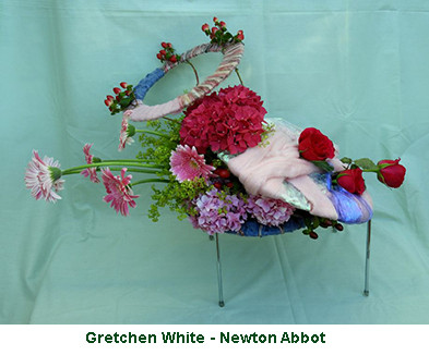 Gretchen White - Newton Abbott
