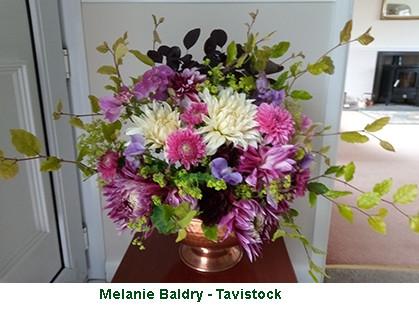 Melanie Baldry - Tavistock