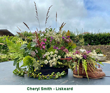 Cheryl Smith - Liskeard