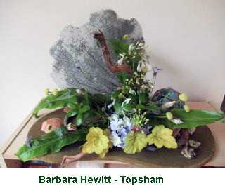 Barbara Hewitt- Topsham