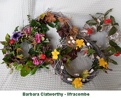 Barbara Clatworthy - Ilfracombe