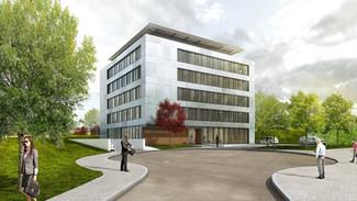 Bürogebäude Goblet Lavandier