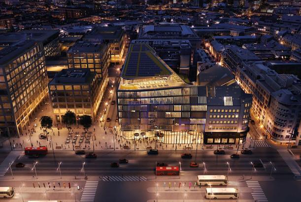 POST Hauptsitz L-Gare