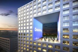 Deloitte D'Square